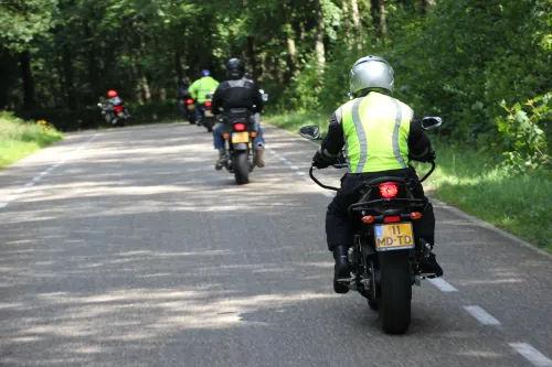Motorrijbewijspoint Echt motor lesplan