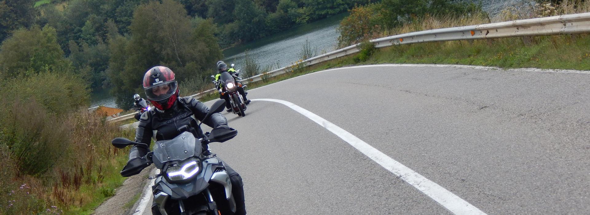 Motorrijbewijspoint Linne motorrijlessen