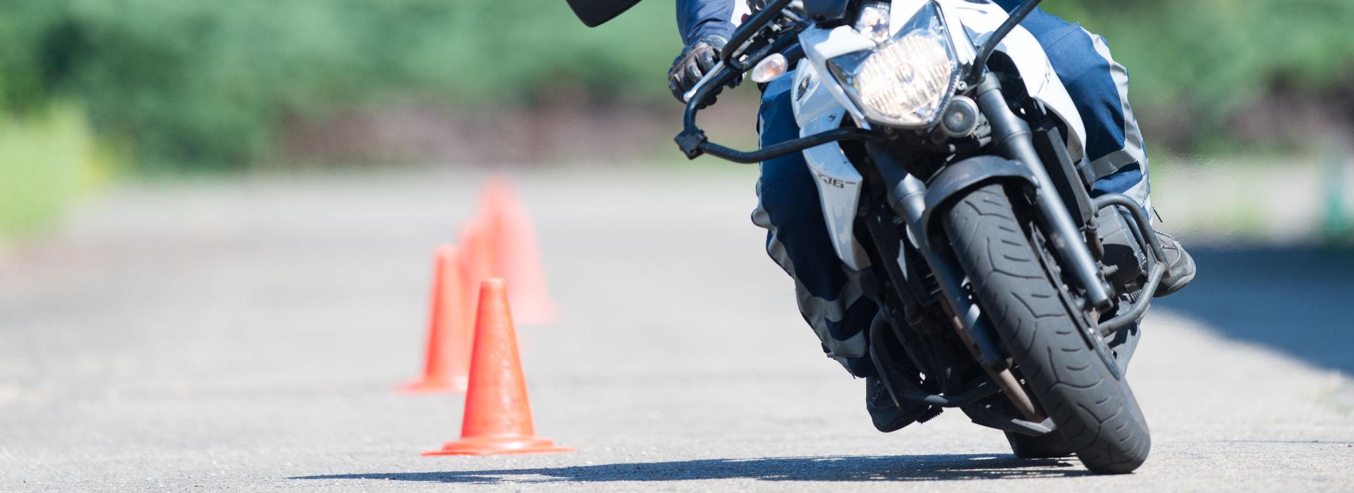 Motorrijbewijspoint Echt motor rijvaardigheid