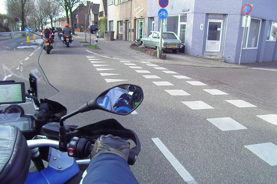 Motorrijbewijspoint Echt theorie cursus online