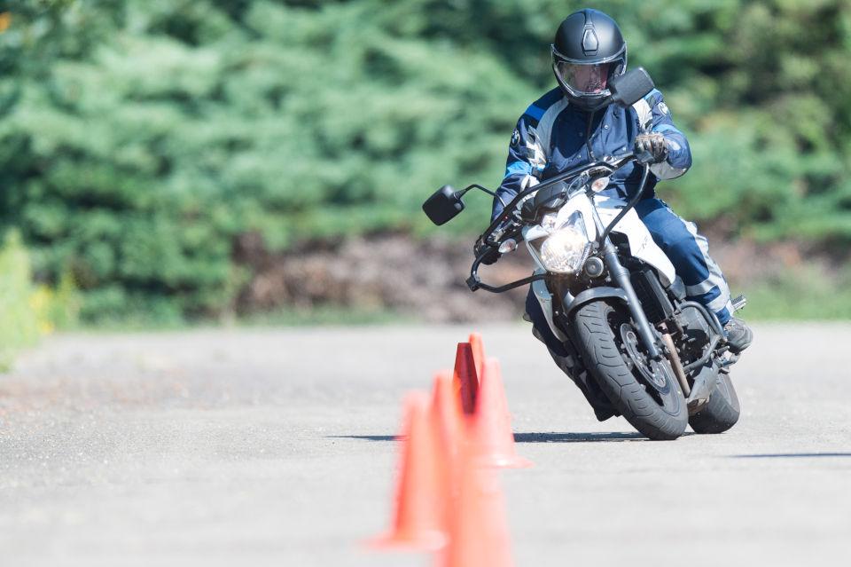 Motorrijbewijspoint Echt motorrijlesplan