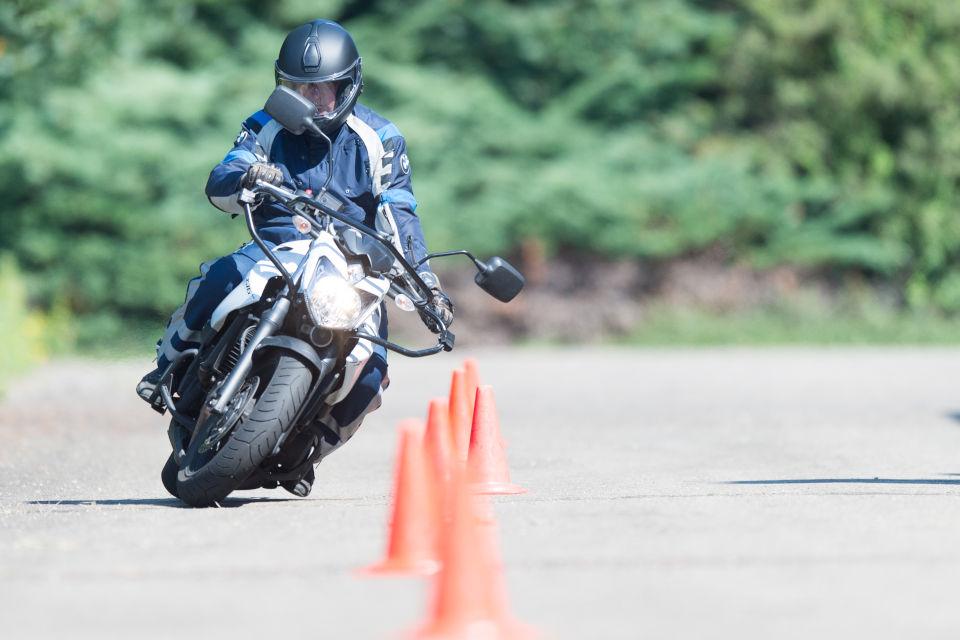 Motorrijbewijspoint Echt motorrijvaardigheid